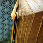 old book small