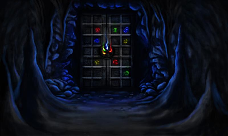 The Runic Door